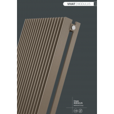 Grzejnik VIVAT  wysokość 1600 mm   INSTAL-PROJEKT