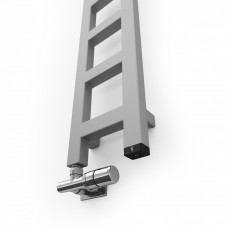 Grzejnik EASY  wodno - elektryczny z grzałką ONE      TERMA